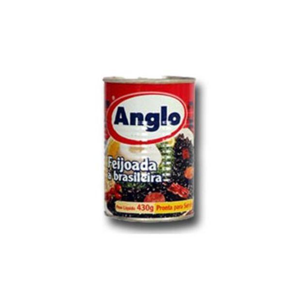 Oferta de Feijoada Anglo Á Brasileira Lata 430G por R$8,99