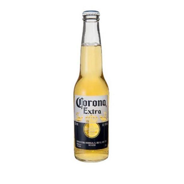 Oferta de Cerveja Corona Extra 330Ml por R$6,49