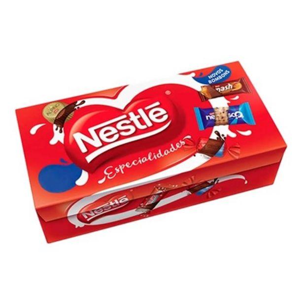 Oferta de Bombom Nestlé Especialidades 251G por R$10,49