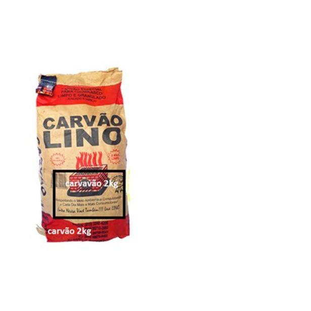 Oferta de Carvão Lino Pacote 2Kg por R$8,99