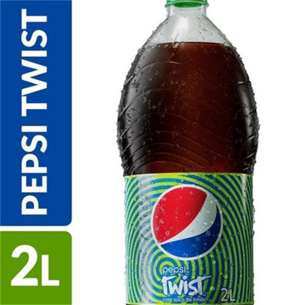 Oferta de Refrigerante Pepsi Twist 2L por R$7,49