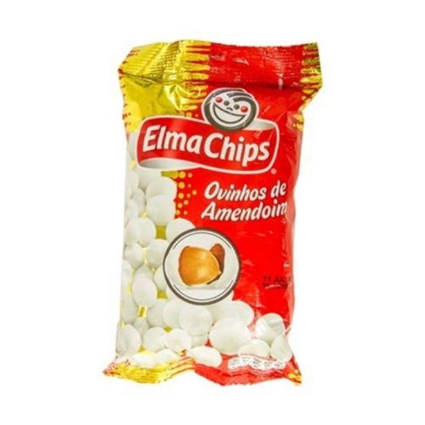 Oferta de Ovinho de Amendoim Elma Chips 80G por R$3,99