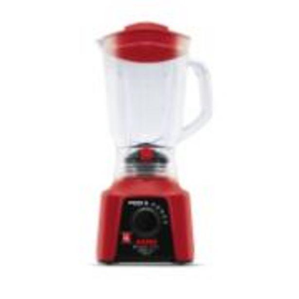 Oferta de Liquidificador Arno Power Mix Limpa Fácil 550w 5 Velocidades 220V ..... por R$199