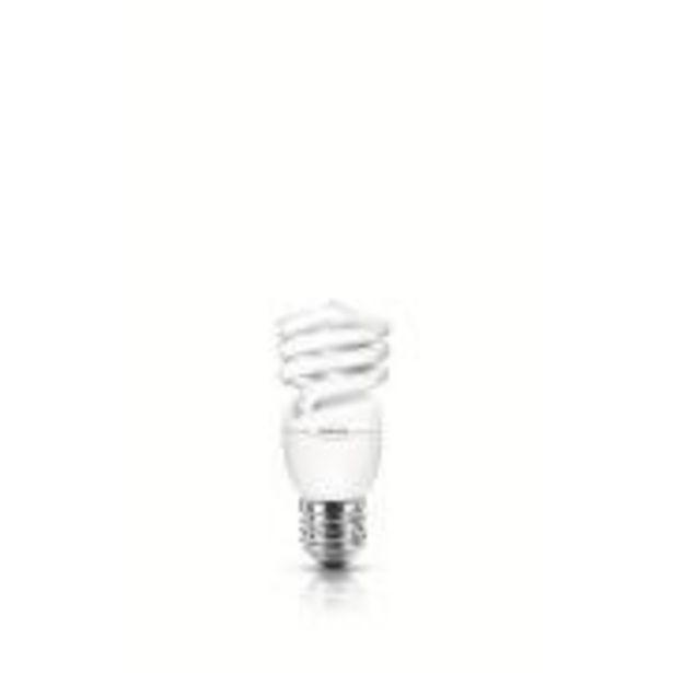 Oferta de Lâmpada PL Integrada 20W Branca Espiral ECO T2 M220 - Philips por R$16,9