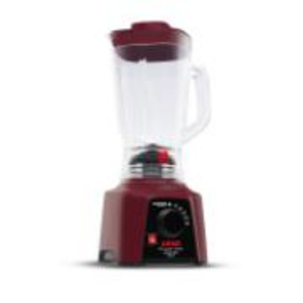 Oferta de Liquidificador Arno Power Mix Limpa Fácil 5 Velocidades 220V... por R$199