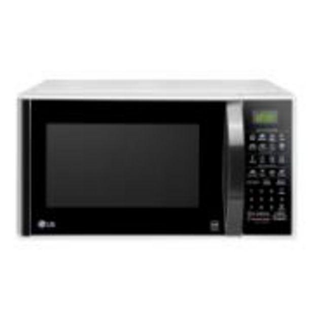 Oferta de Micro-ondas LG 30L MS3091 800W Branco - 127V por R$569