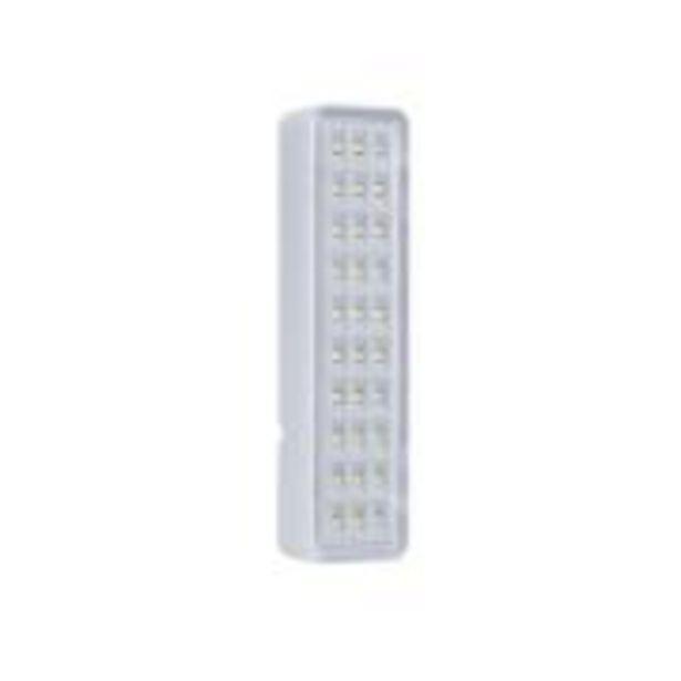 Oferta de Luminária de Emergência Intelbras LED Integrado - LEA30 4630031 por R$19,9