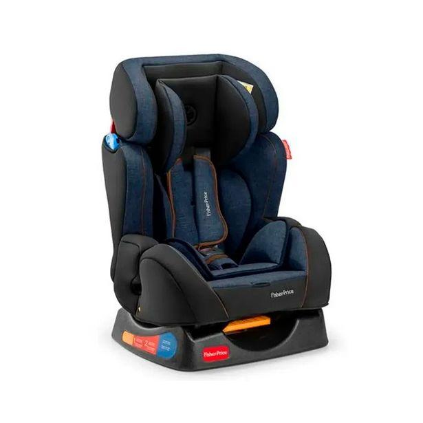 Oferta de Cadeira Infantil para Automóvel Hug BB578  Fisher-Price - Azul por R$629