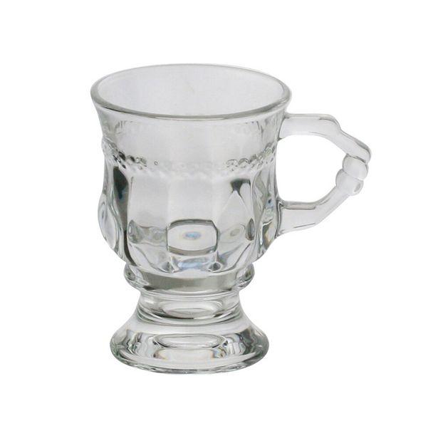 Oferta de Taça Cappuccino 142ml 7760 Cristal - Lyor por R$5,39