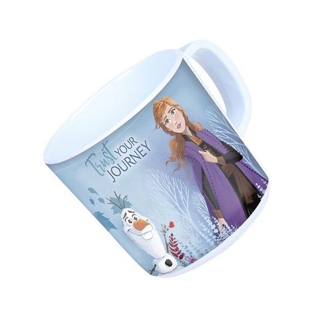 Oferta de Caneca 280ml Frozen 2 DYM59 - Etilux por R$9,99