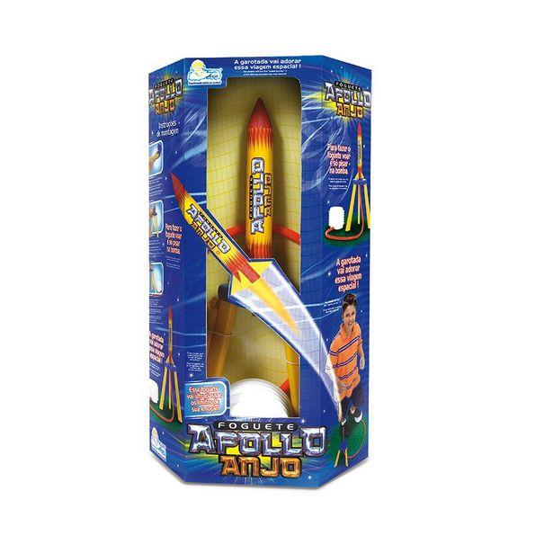 Oferta de Foguete Apollo 743 - Anjos Brinquedos por R$39,99