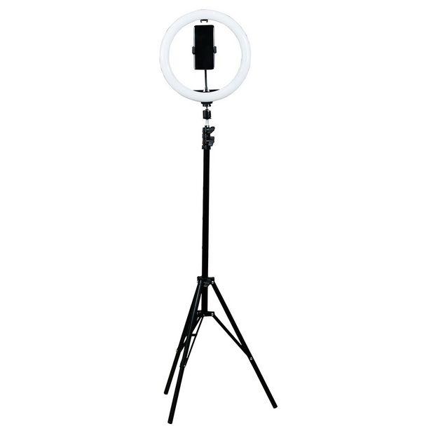Oferta de Ring Light com Tripé 26cm A831-26 - Yepp Tech por R$143,99