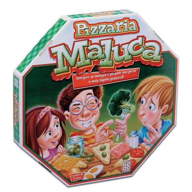 Oferta de Jogo Pizzaria Maluca 5118 - Grow por R$59
