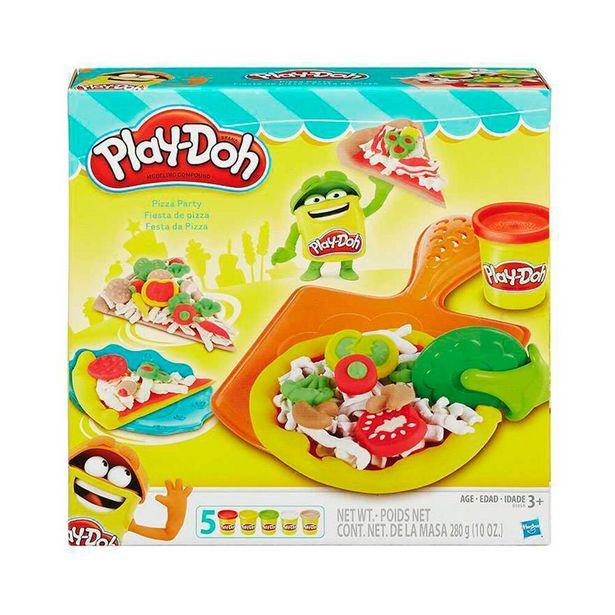 Oferta de Festa da Pizza B1856 - Hasbro por R$71,99