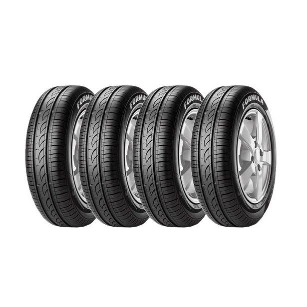 Oferta de Kit Pirelli com 4 Pneus 175/70R13 Energy por R$916