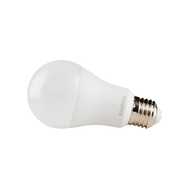 Oferta de Lâmpada LED Wi-Fi Smart EWS410 Branca - Intelbras por R$89,99