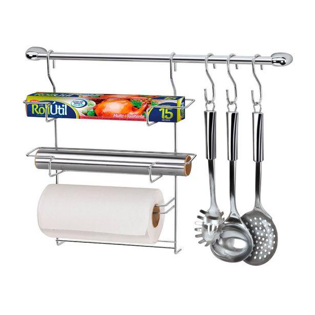 Oferta de Cook Home 6 Cromado-Arthi por R$99,99