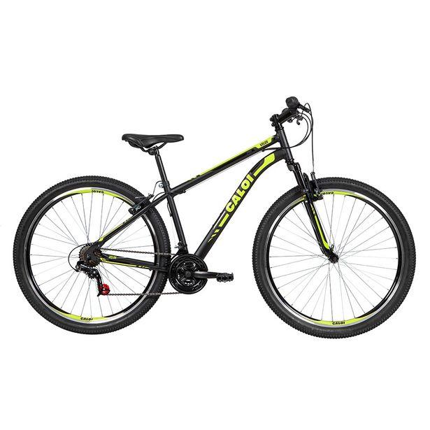Oferta de Bicicleta Caloi Aro 29 VeloxII 21 Marchas- Preta por R$1169