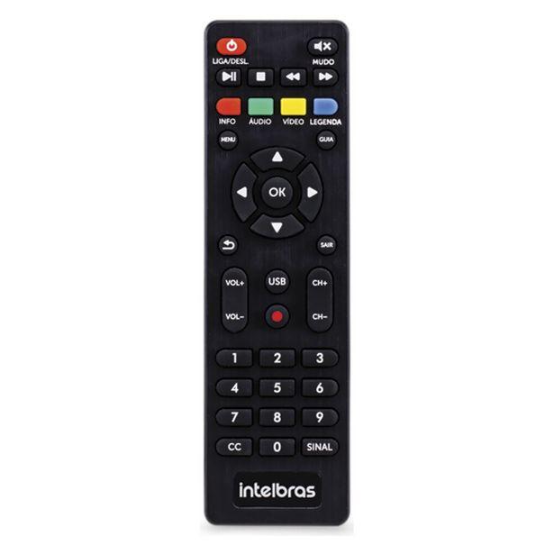 Oferta de Conversor Digital e Gravador HDTV CD730 Preto Intelbras por R$139