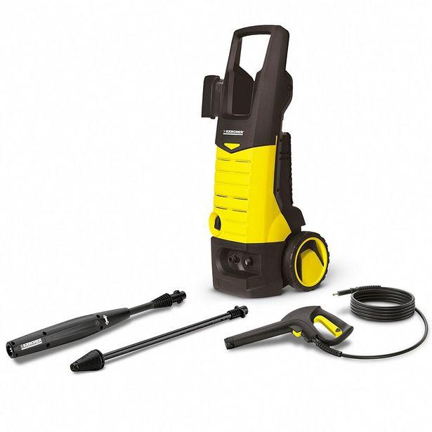 Oferta de Lavadora de Alta Pressão Karcher K4 Power Plus 1500W K4 Preto com Amarelo por R$699