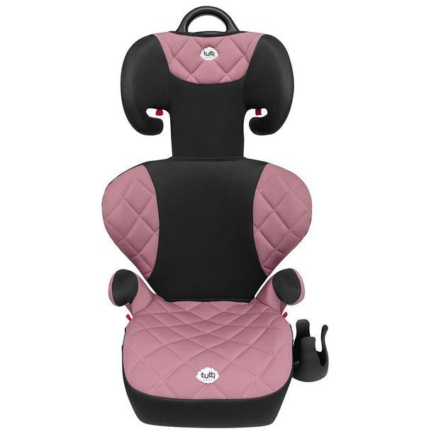 Oferta de Cadeira para Auto Triton-Rosa Tutti Baby por R$219