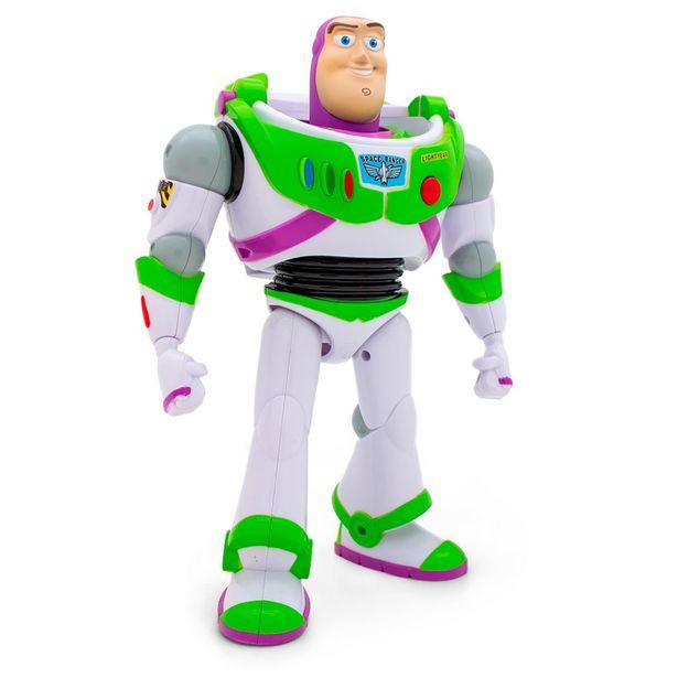 Oferta de Boneco Buzz Lightyear sem Som 33571 Toy Story 4 - Toyng por R$121,99