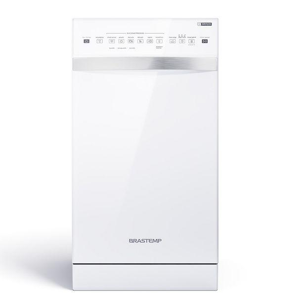 Oferta de Lava-louça Brastemp 10 Serviços BLF10BB - Branca por R$3399