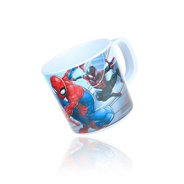 Oferta de Caneca 280ml Spiderman DYM046 - Etilux por R$9,99