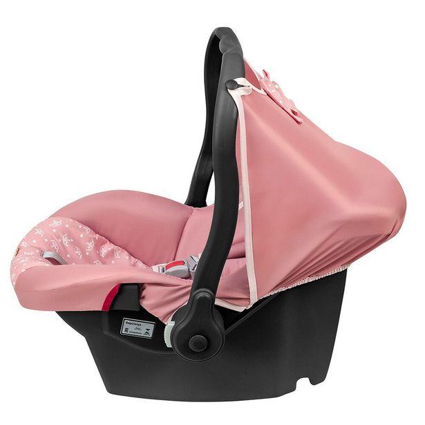 Oferta de Bebê Conforto Rosa Coroa-Tutti Baby por R$259
