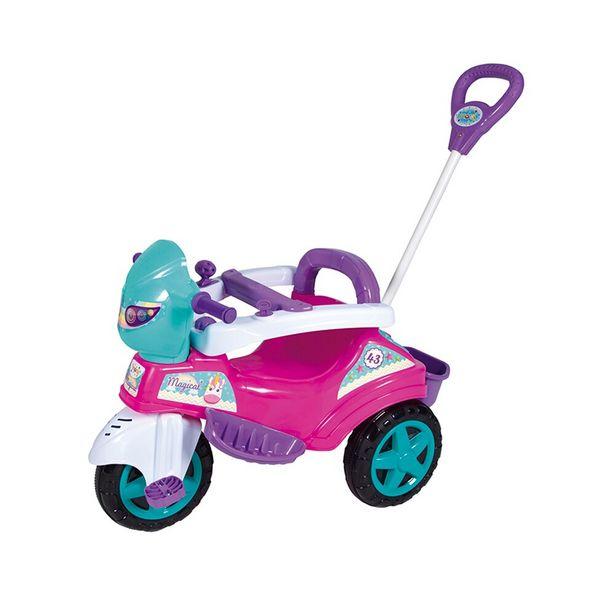 Oferta de Triciclo Baby City 3150 Rs/Azl/Br - Maral Brinquedos por R$349