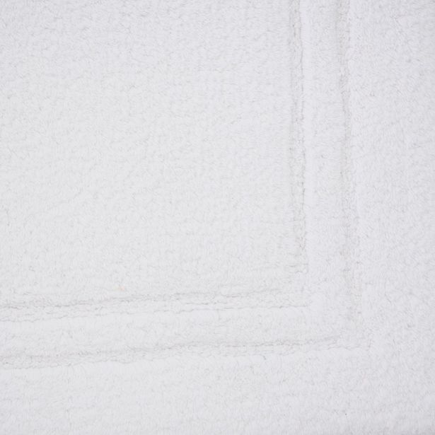 Oferta de Tapete Elegance 60x100 10933/1011 Branco - Buddemeyer por R$19,99