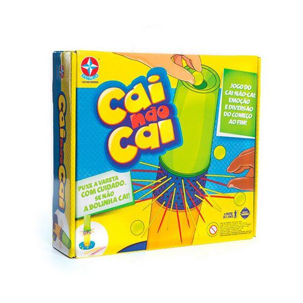 Oferta de Jogo Cai Não Cai 0170 - Estrela por R$69,99