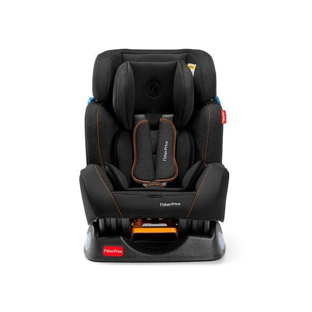 Oferta de Cadeira Infantil para Automóvel Hug BB576  Fisher-Price - Preta por R$629