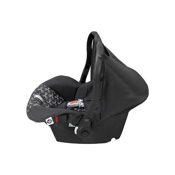 Oferta de Bebê Conforto Nino Preto - Tutti Baby por R$251