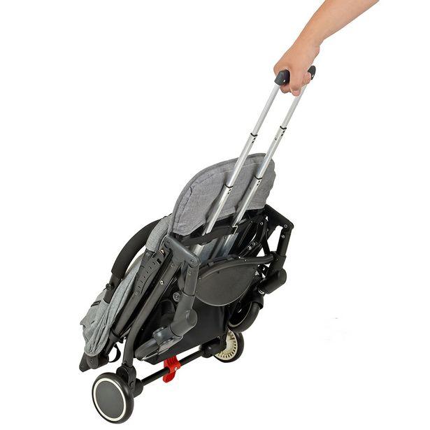 Oferta de Carrinho de Bebê Zap IXCA5134PR Burigotto - Gray por R$629