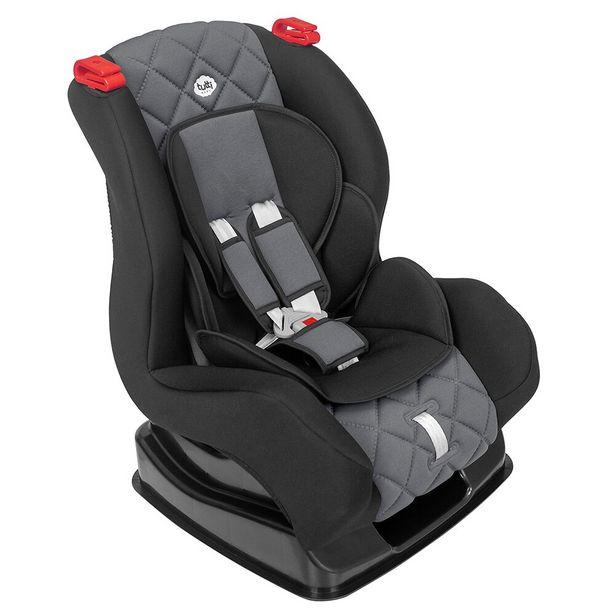 Oferta de Cadeira para Auto Infantil Atlantis Preto/Cinza Tutti Baby por R$459