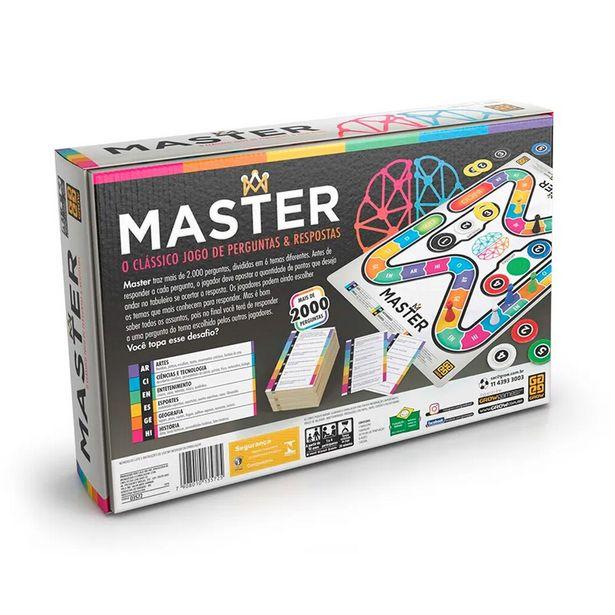 Oferta de Jogo Master 3572 - Grow por R$79,99