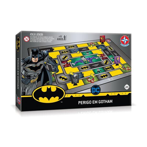 Oferta de Jogo Batman Perigo em Gotham 8643 - Estrela por R$69,99