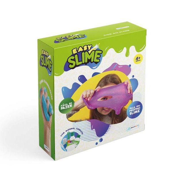 Oferta de Kit Easy Slime Faça Você Mesmo BR1048 - Multikids por R$29,99