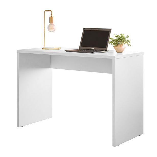 Oferta de Escrivaninha Office Presence Branca - Demóbile por R$249