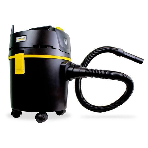 Oferta de Aspirador de Pó e Água Basic NT585 1300W Preto - Karcher por R$299
