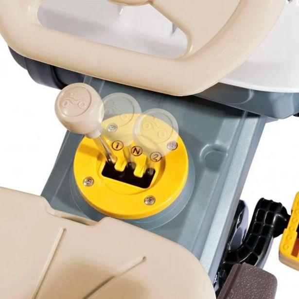 Oferta de Carrinho de Passeio e Pedal Kombus 8062 Laranja - Poliplac Brinquedos por R$769,99