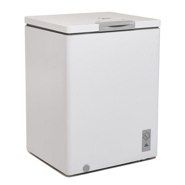 Oferta de Freezer Horizontal Midea 150 Litros RCFA12 - Branco por R$1439
