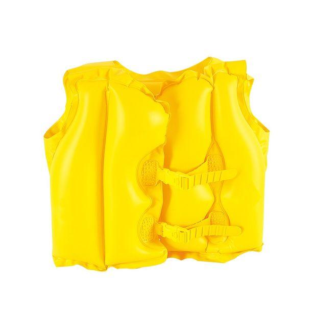 Oferta de Colete Inflável Infantil 1822 Amarelo - Mor por R$24