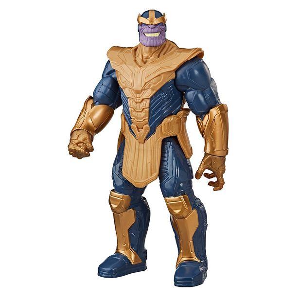 Oferta de Boneco Titan Thanos E7381 - Hasbro por R$116,99