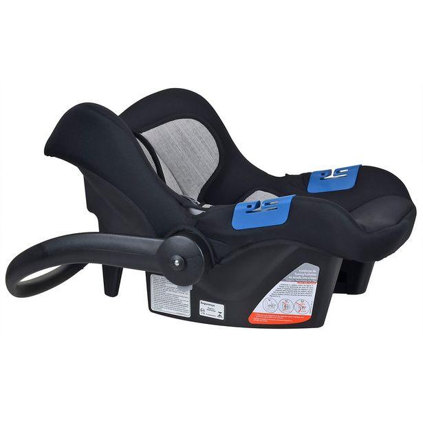 Oferta de Bebê Conforto Touring X IXA3055 Burigotto - Mesclado Cinza por R$359