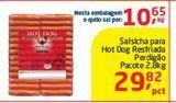 Oferta de Salsicha para Hot Dog Resfriada Perdigão por