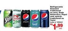 Oferta de Pepsi por R$1,99
