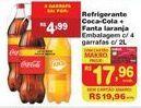 Oferta de Coca cola por R$17,96