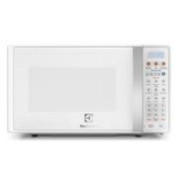 Oferta de Micro-ondas Electrolux 20L MTO30 1150W Branco - 947005118 - 220V por R$499